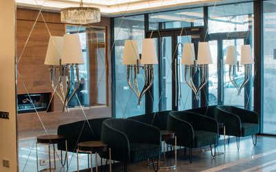 Банкетный зал ресторана Лобби Бар Империал (Lobby Bar Imperial) на Самарской фото 2