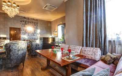 Банкетный зал кафе Delonix cafe на проспекте Вернадского фото 2
