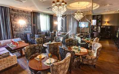 Банкетный зал кафе Delonix cafe на проспекте Вернадского фото 1