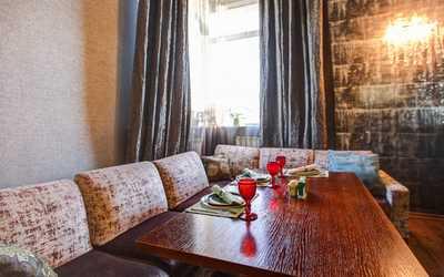 Банкетный зал кафе Delonix cafe на проспекте Вернадского фото 3