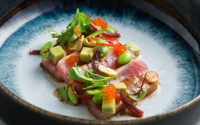 Меню ресторана Находка Seafood & Bar на Малой Морской фото 1