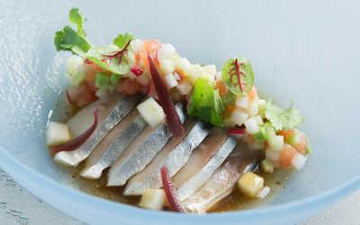 Меню ресторана Находка Seafood & Bar на Малой Морской фото 2
