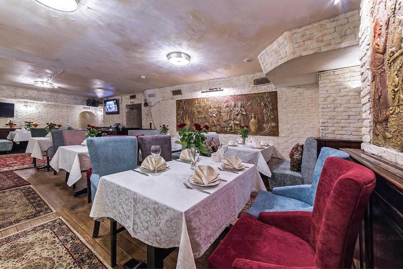 Ресторан Тамар на Караванной улице