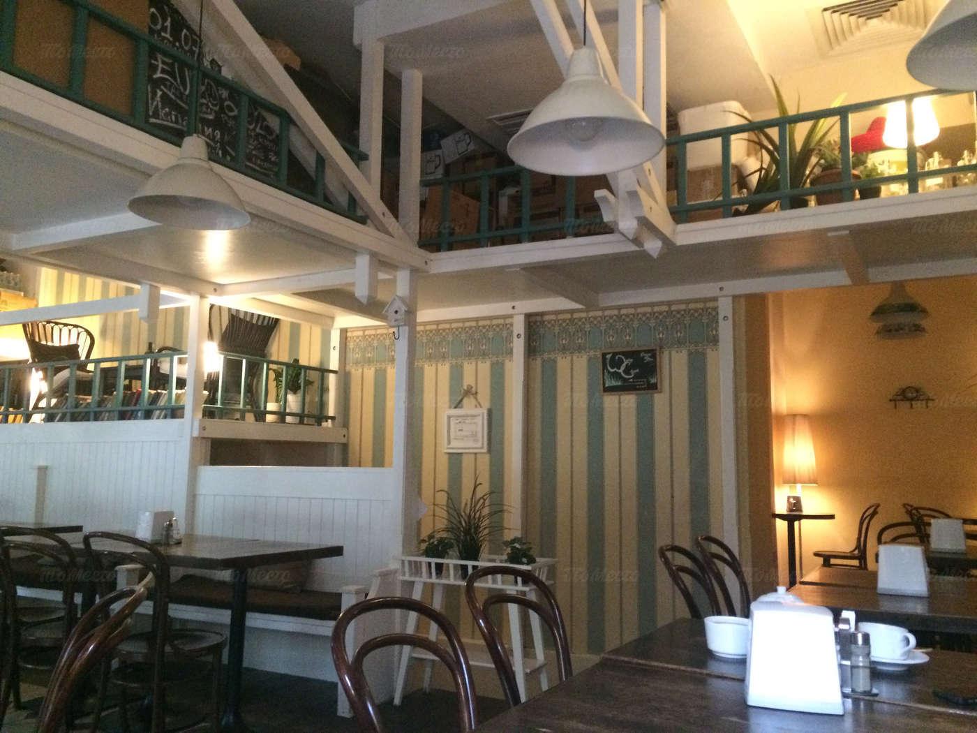 Кафе Бобры и утки на Пятницкой фото 5