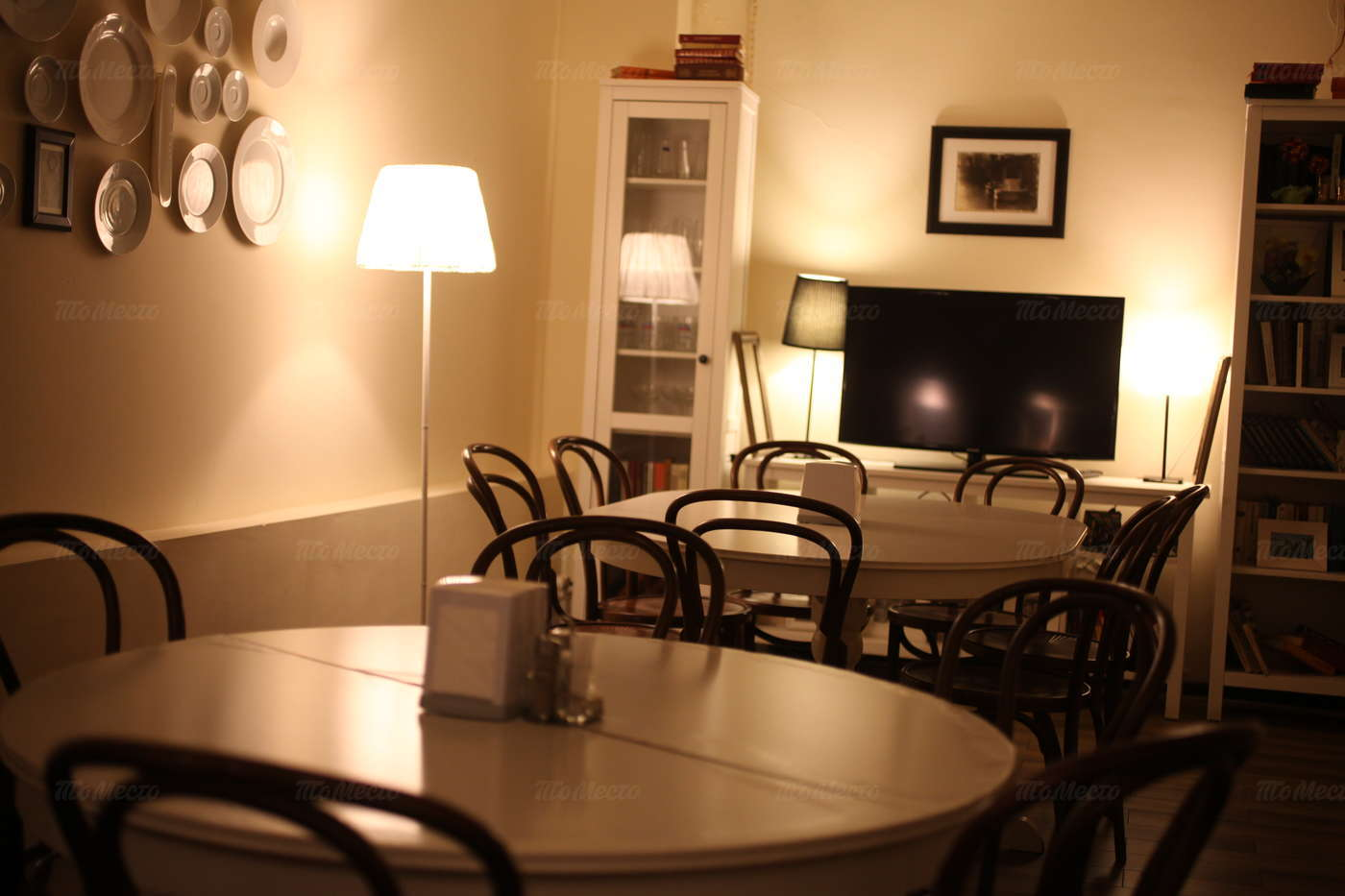 Кафе Бобры и утки на Пятницкой фото 7