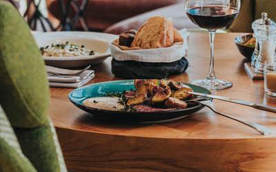 Меню ресторана Kauri на Краснофлотской фото 2