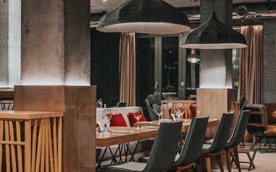 Банкетный зал ресторана Kauri (Каури) на Краснофлотской фото 3