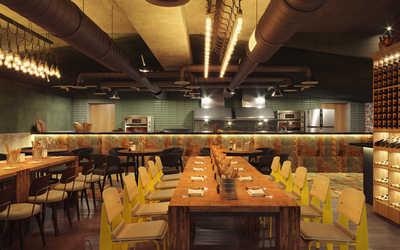 Банкетный зал ресторана Алмаз на Усачева фото 3