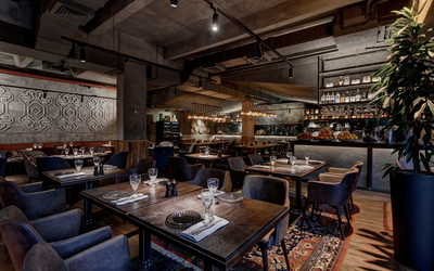 Банкетный зал ресторана Алмаз на Усачева фото 2