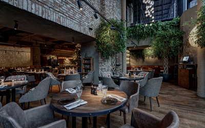 Банкетный зал ресторана Алмаз на Усачева фото 1
