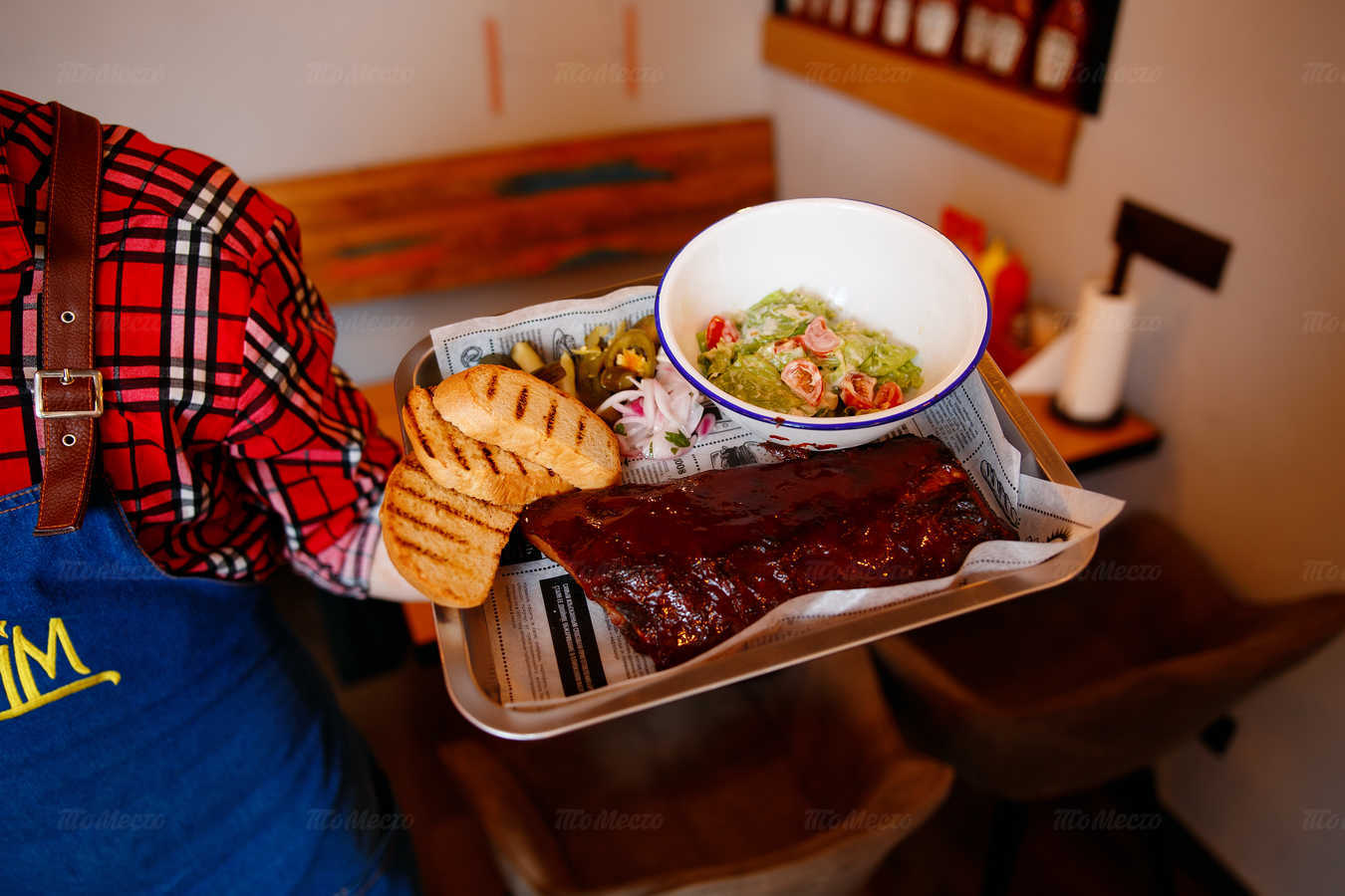 Меню ресторана Дым на улице Республики фото 10