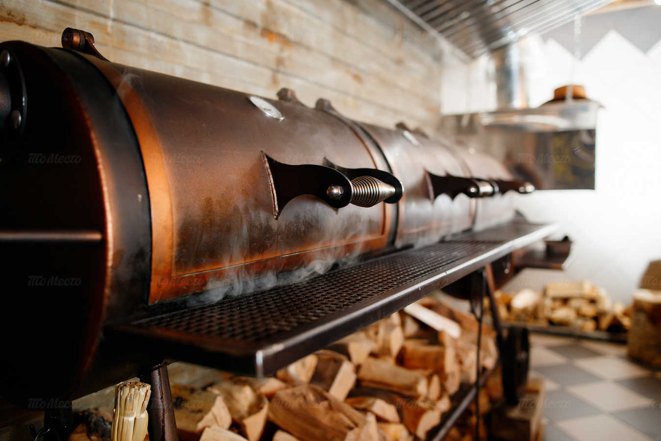 Ресторан Дым на улице Республики фото 14