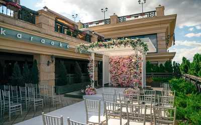 Банкетный зал ресторана Бахча на Федосеевской фото 2