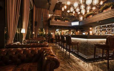 Банкетный зал бара Сноб (The Snob) на Федосеевской улице  фото 1