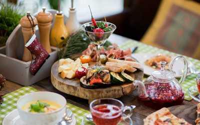 Меню ресторана Ла Фамилия (La Famiglia) на Федосеевской фото 2