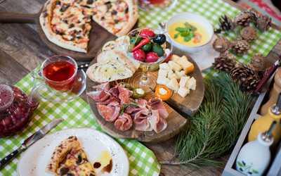 Меню ресторана La Famiglia на Федосеевской фото 1