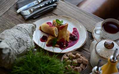 Меню ресторана La Famiglia на Федосеевской фото 3