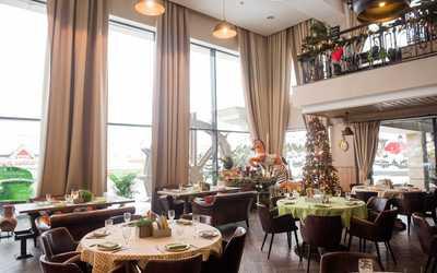 Банкетный зал ресторана Ла Фамилия (La Famiglia) на Федосеевской фото 1
