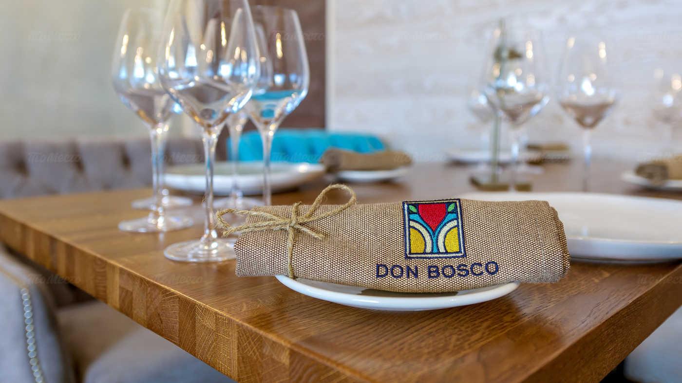 Ресторан Дон Боско (Don Bosco) на Новгородской фото 11