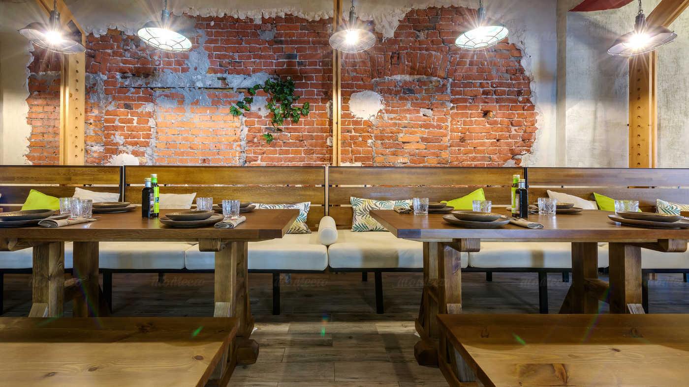 Ресторан Дон Боско (Don Bosco) на Новгородской фото 3