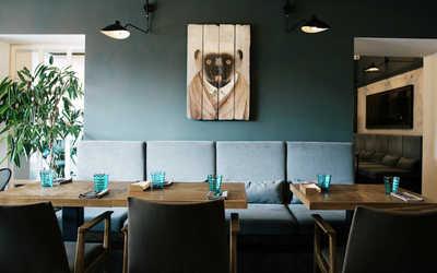 Банкетный зал пивного ресторана Brasserie Lambic (Брассерия Ламбик) на Верхней Радищевской фото 3