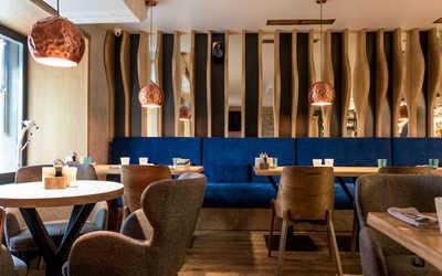 Банкетный зал пивного ресторана Brasserie Lambic (Брассерия Ламбик) на Гоголевском бульваре фото 3