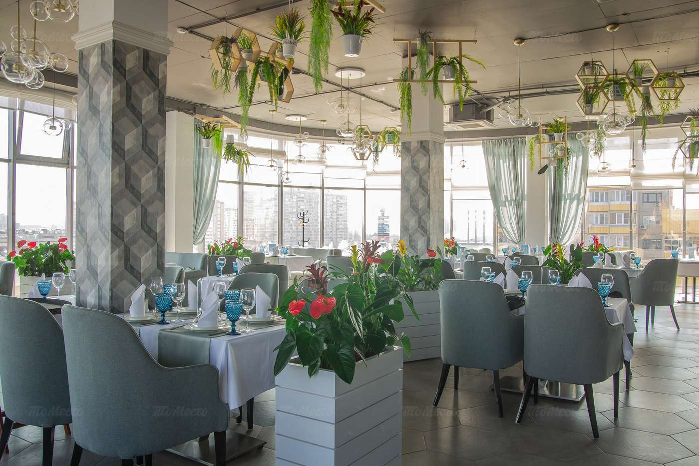 Ресторан Небо на улице им. Александра Покрышкина
