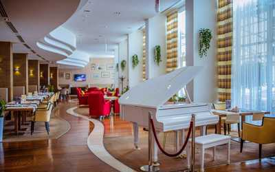 Банкетный зал ресторана Босфор на Морском бульваре фото 1