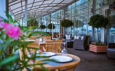 Банкетный зал ресторана Босфор на Морском бульваре фото 2