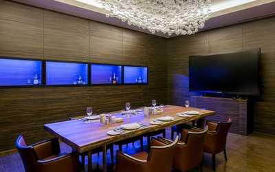 Банкетный зал ресторана Босфор на Морском бульваре фото 3