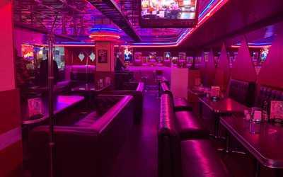 Банкетный зал кафе Beverly Hills Diner на Никольской фото 1