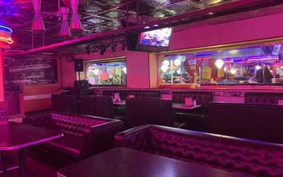 Банкетный зал кафе Beverly Hills Diner на Никольской фото 2