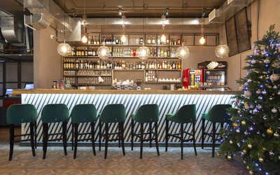 Банкетный зал ресторана Crafted Grill Bar на Дружинниковской фото 2