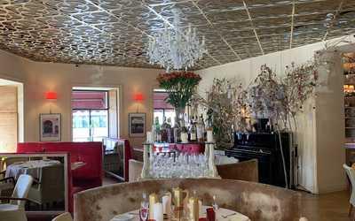 Банкетный зал ресторана Антре (Entree) на Никольской площади фото 2