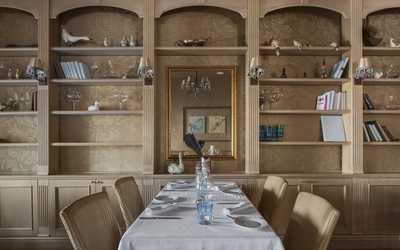 Банкетный зал ресторана Антре (Entree) на Никольской площади фото 3