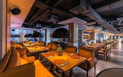 Банкетный зал ресторана Meat Head на Малой Морской фото 3