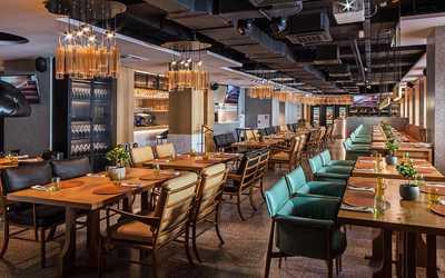 Банкетный зал ресторана Meat Head на Малой Морской фото 1