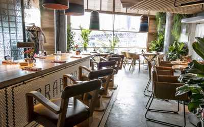 Банкетный зал ресторана Magura (Магура) на Пресненской набережной фото 2
