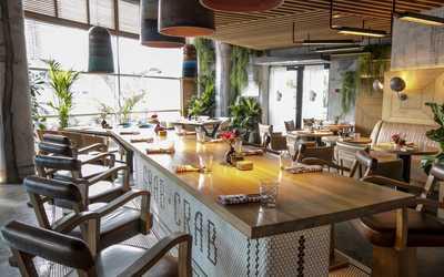 Банкетный зал ресторана Magura (Магура) на Пресненской набережной фото 3