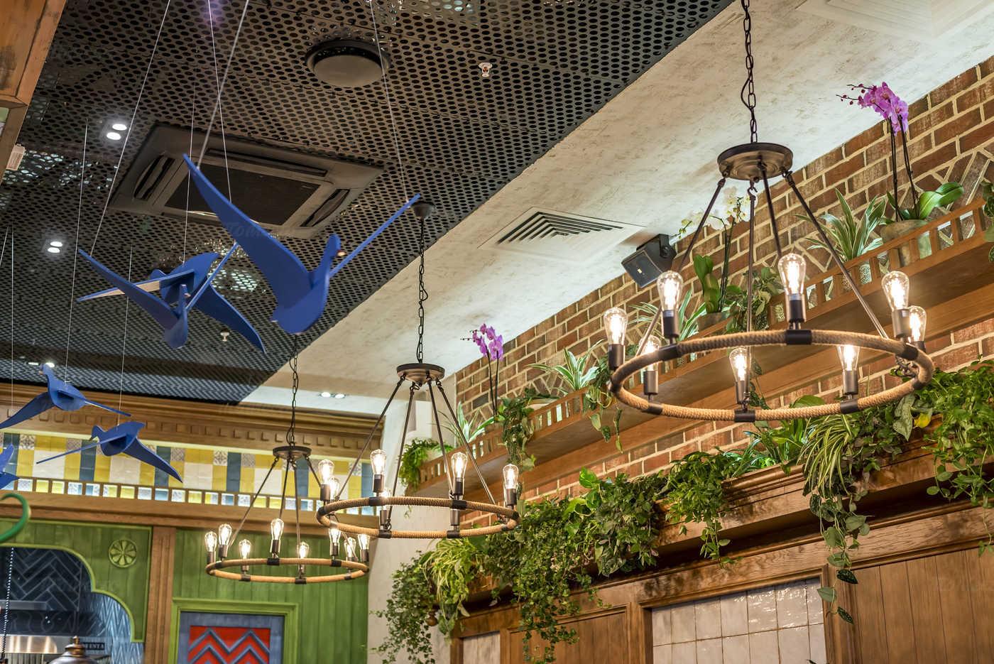 Ресторан Грузинские каникулы на Кировоградской улице фото 9