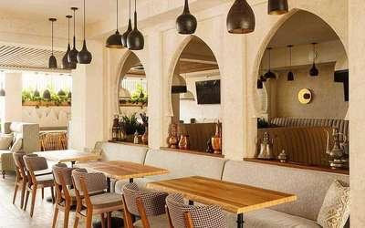 Банкетный зал ресторана Одно Небо на Севастопольском проспекте фото 2