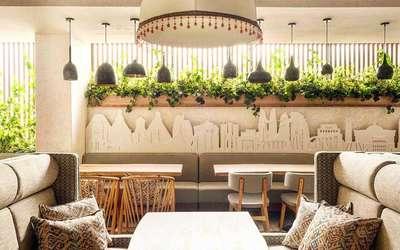Банкетный зал ресторана Одно Небо на Севастопольском проспекте фото 1