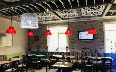 Банкетный зал кафе Арт Чайхона (бывш. Хлеб Хаус) на Каховке фото 2