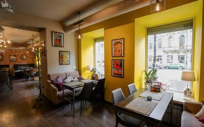 Банкетный зал ресторана Il Milanese (Иль Миланезе) на Марата фото 3