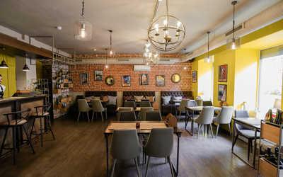Банкетный зал ресторана Il Milanese (Иль Миланезе) на Марата фото 1