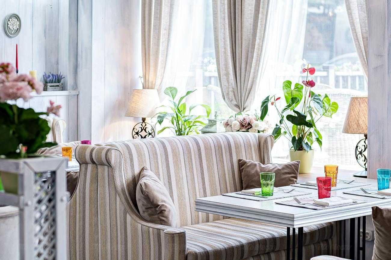 Кафе Позитано (Positano) на Ленинградском проспекте фото 3