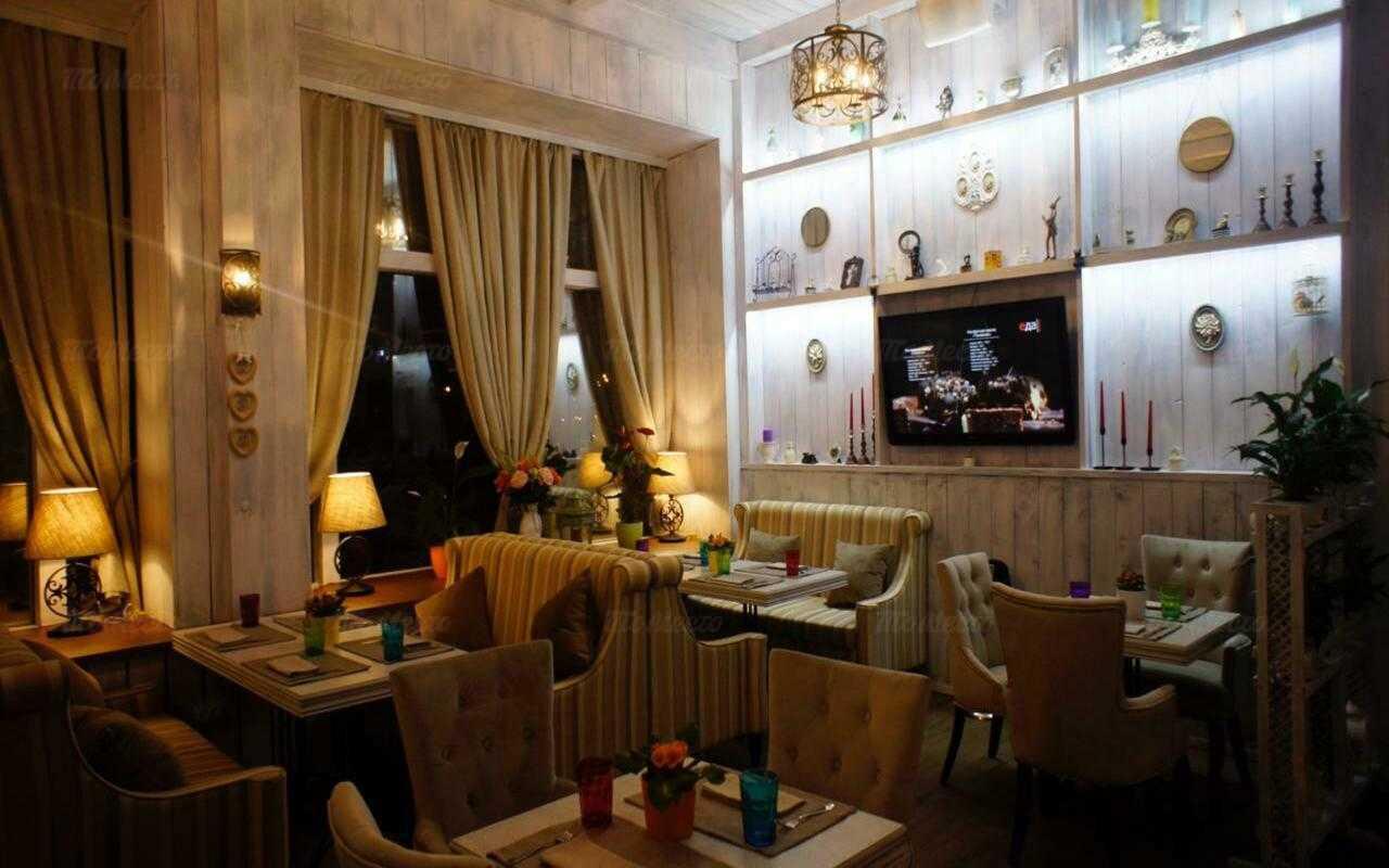Кафе Позитано (Positano) на Ленинградском проспекте фото 14
