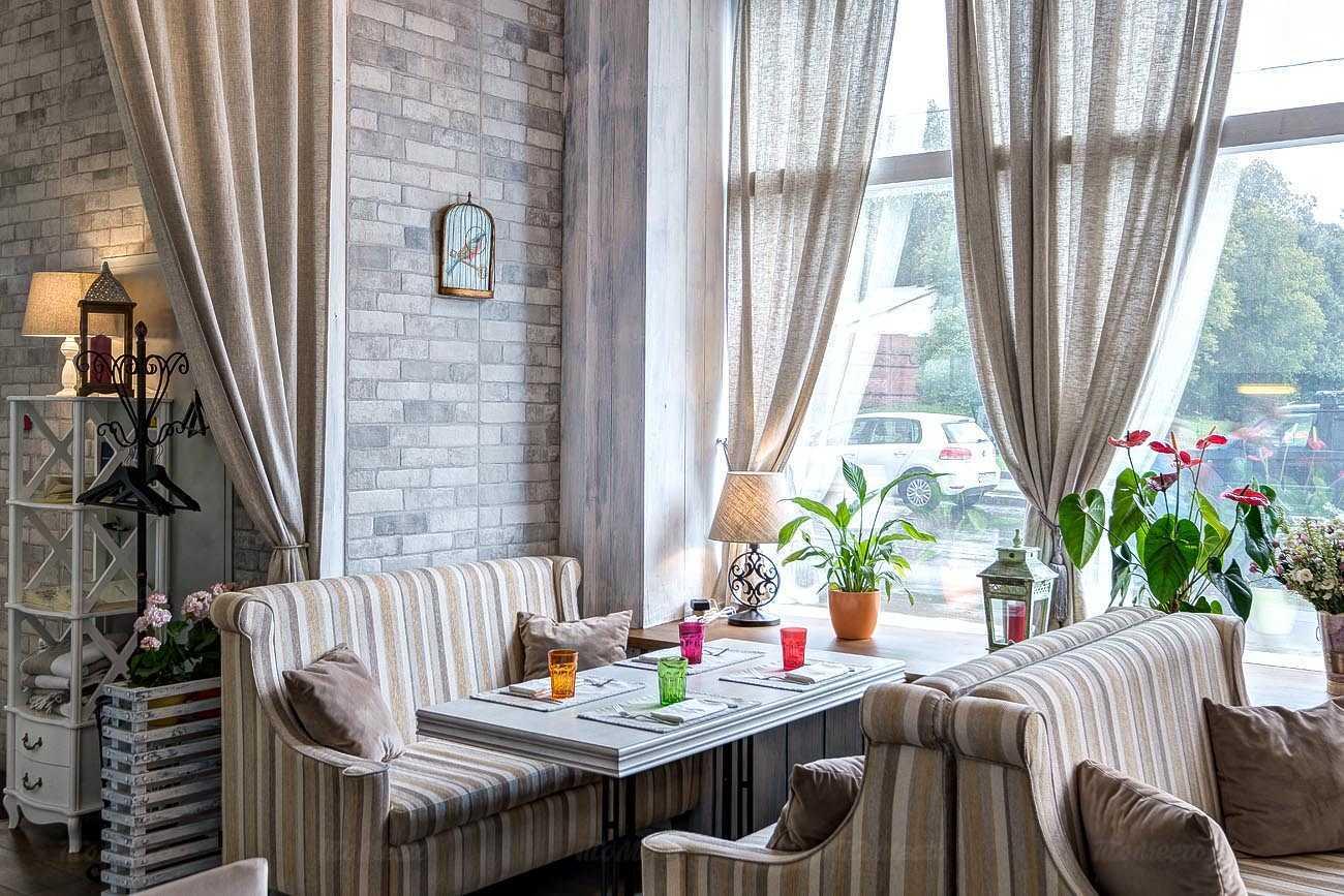 Кафе Позитано (Positano) на Ленинградском проспекте фото 4