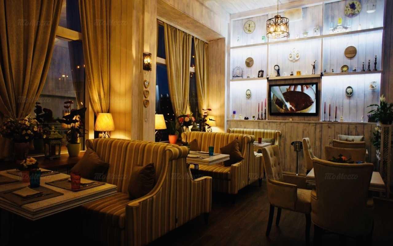 Кафе Позитано (Positano) на Ленинградском проспекте фото 9