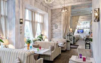 Банкеты кафе Позитано (Positano) на Ленинградском проспекте фото 1